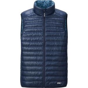 Uniqlo ✖️SPRZ NY light down reversible vest